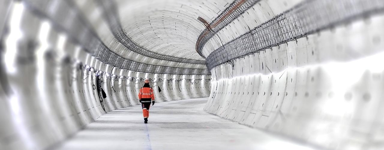 Tunnels et ouvrages souterrains