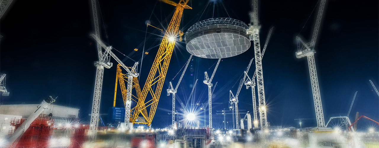 Infrastructure projects / civil engineering