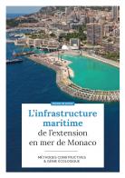 Infrastructure maritime de l'extension en mer de Monaco