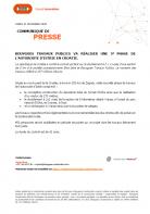 Réalisation de la 5e phase de l'Autoroute d'Istrie