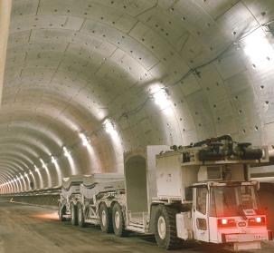 Tunnel du Groene Hart