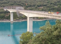Sainte-Croix-du-Verdon bridge