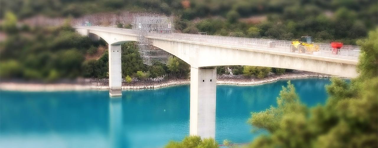 Sainte-Croix-du-Verdon bridge