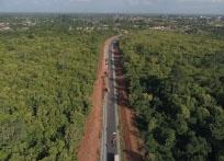 A3 Bouaké-Ferkessédougou motorway