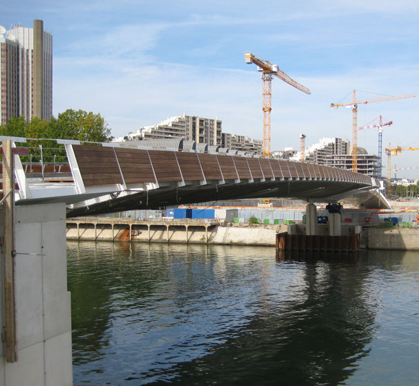 travaux rives de seine