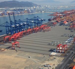 Port de Pusan