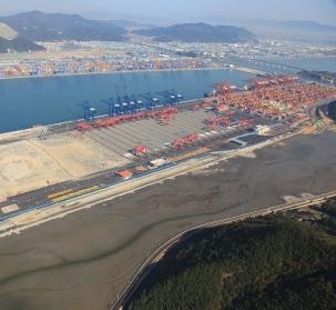 Pusan Port