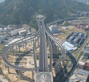 Viaduc de Tsing Yi