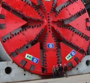 Tunnel de Chongming
