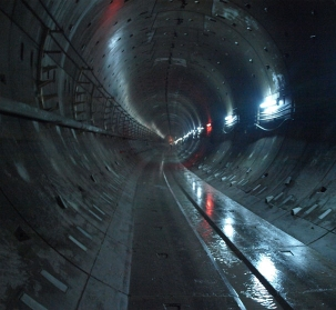 Tunnel HKW-DSD
