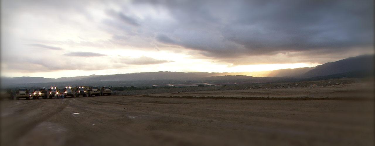 Autoroute Mount Rosser