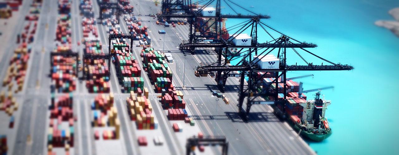 Terminal du port de Caucedo