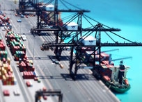 Caucedo container terminal