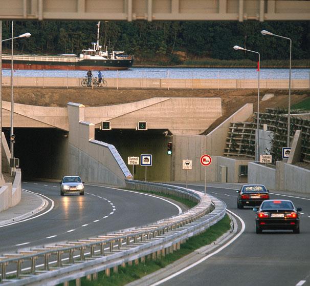 Tunnel Rostock