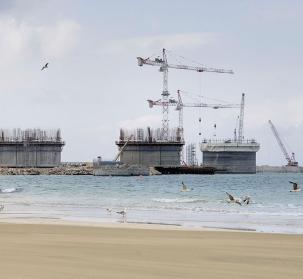 Tanger Med I Port