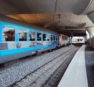 Couverture des voies ferrées Paris Austerlitz