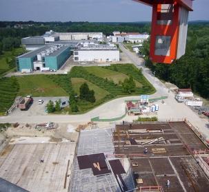 Mery-sur-Oise sewage treatment plant