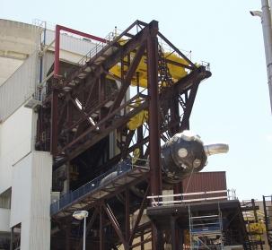 Remplacements de générateurs de vapeurs 900 MW