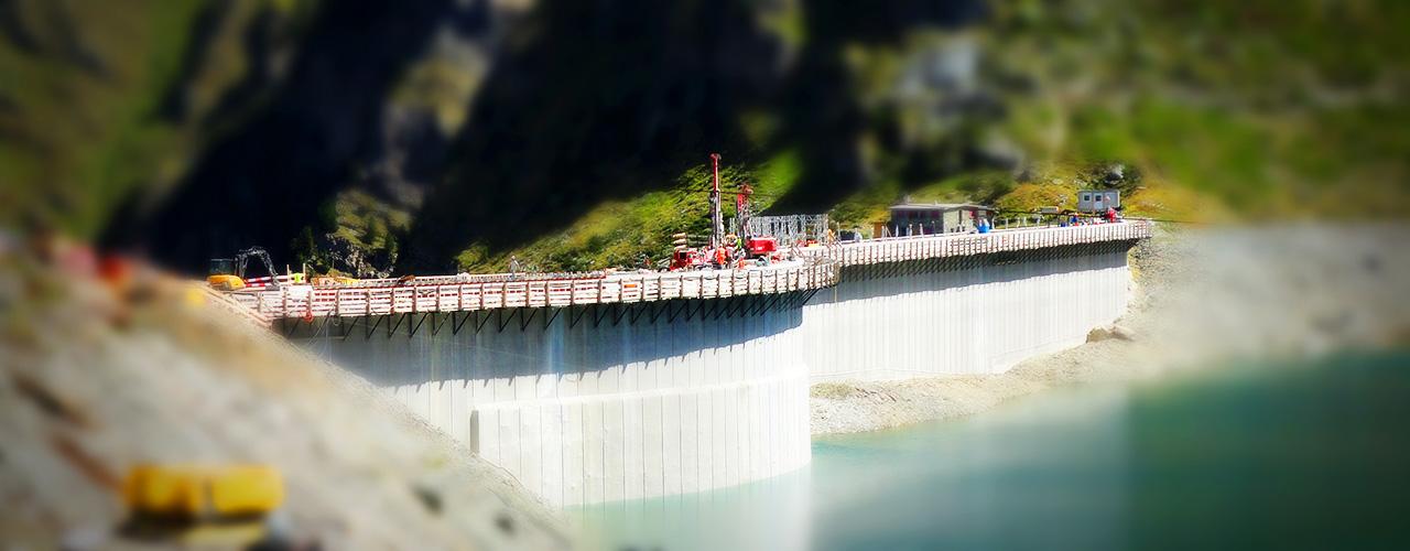 Barrage de l'Illsee