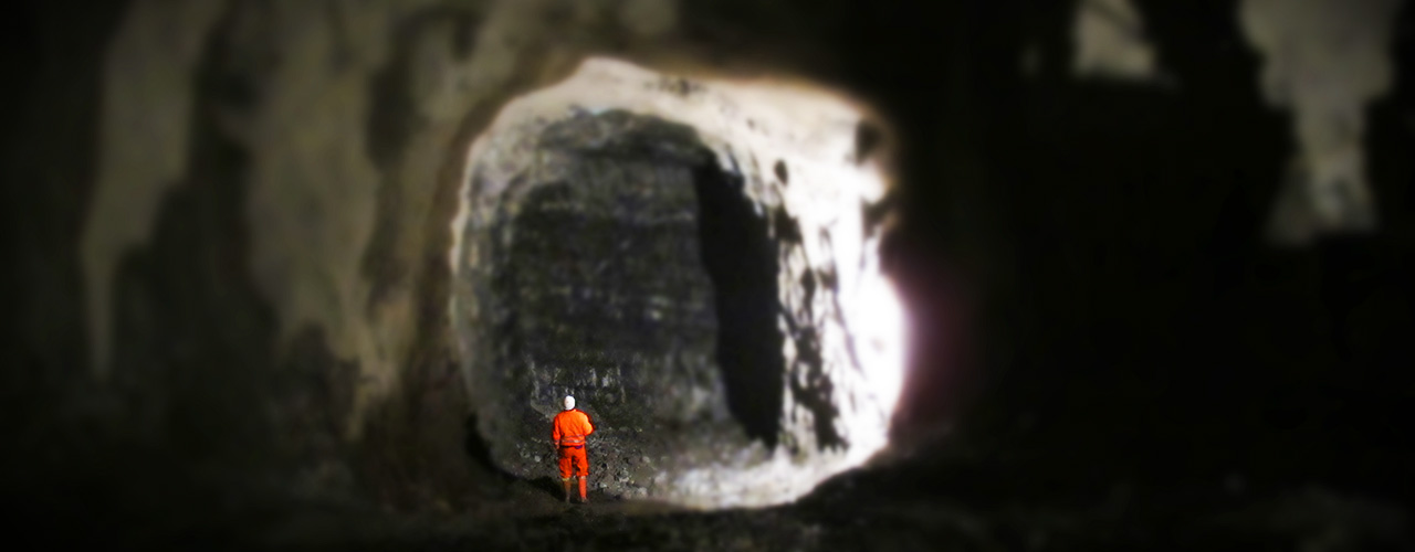 Hongrin Léman underground hydropower house