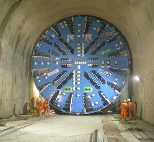 Tunnel de Weinberg