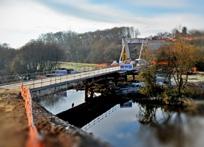 Viaduc sur le Brivet à Pontchâteau