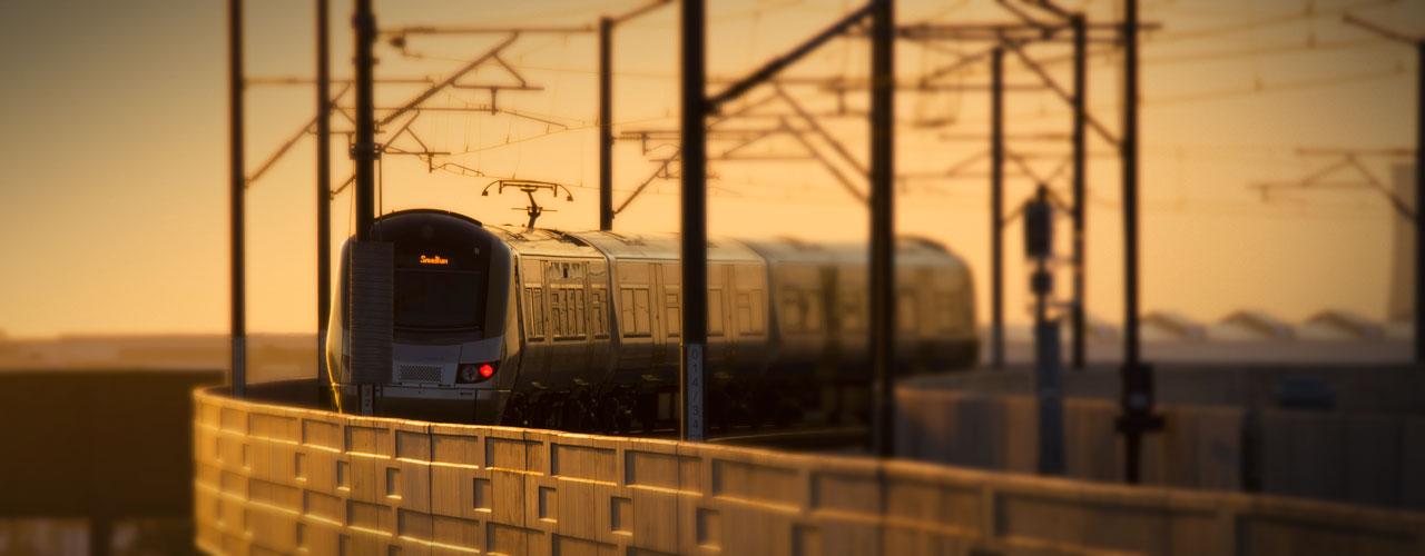 Liaison ferroviaire Gautrain