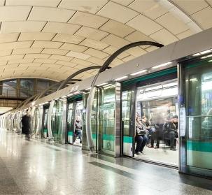 Prolongement Ligne 14 - Lot T2