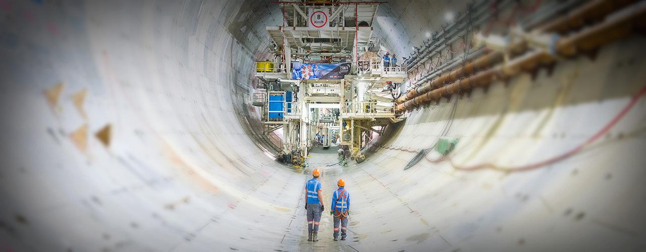 Tuen Mun – Chek Lap Kok Tunnel
