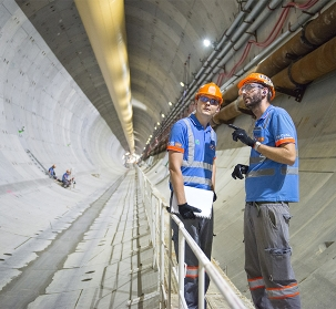 Tunnel Tuen Mun - Chek Lap Kok