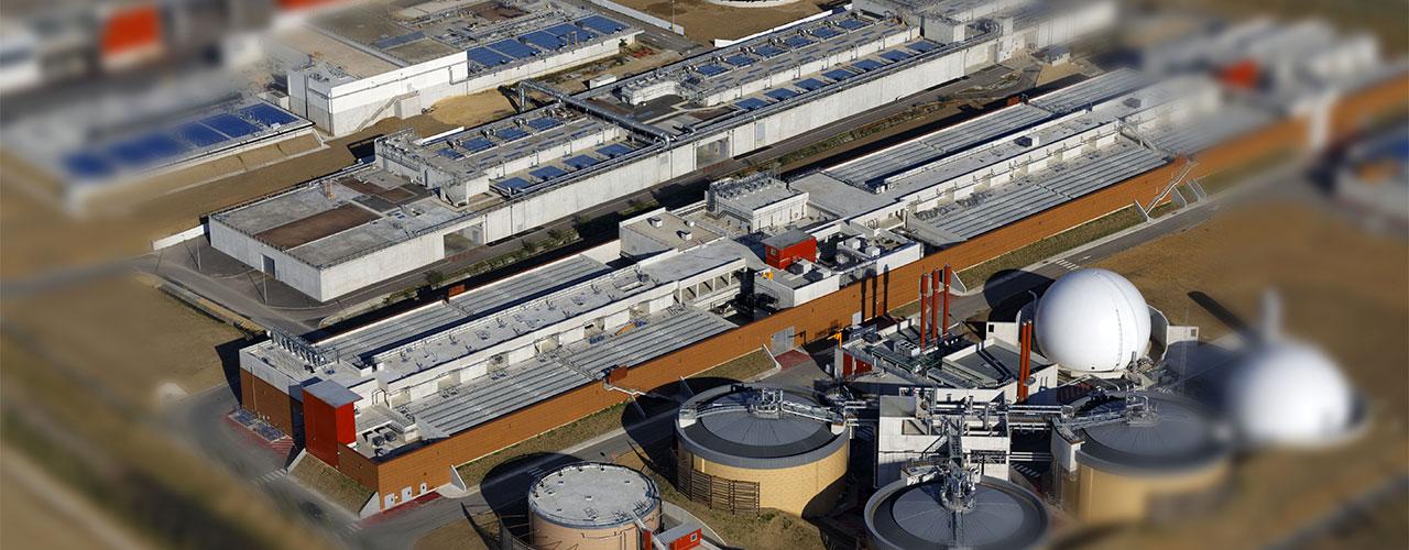 Station d'épuration des Grésillons 2