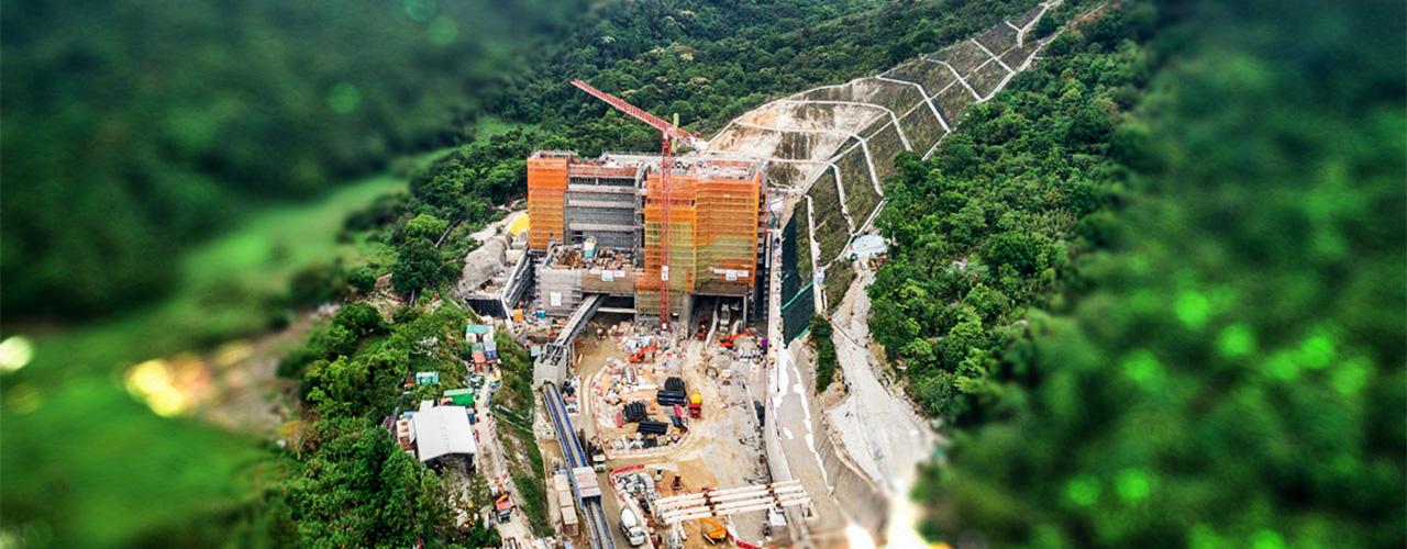 Tunnel de Liantang