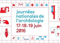 JOURNEE NATIONALE DE L'ARCHEOLOGIE 2016
